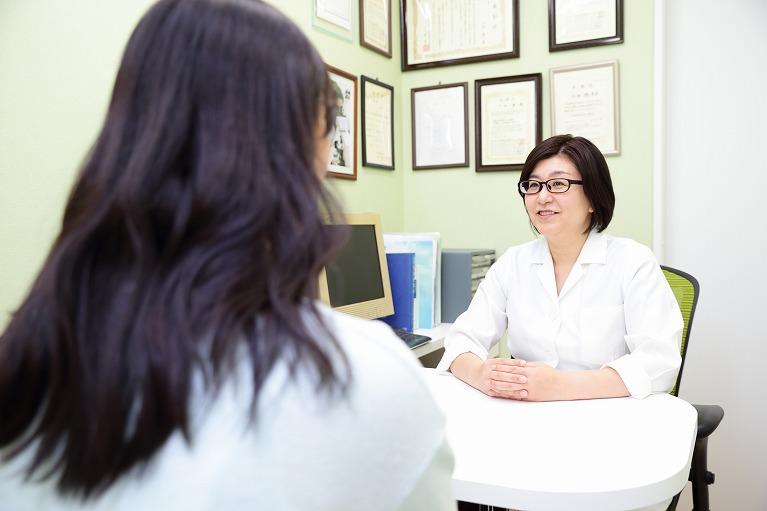 乳がんの早期発見には「視触診」が重要です